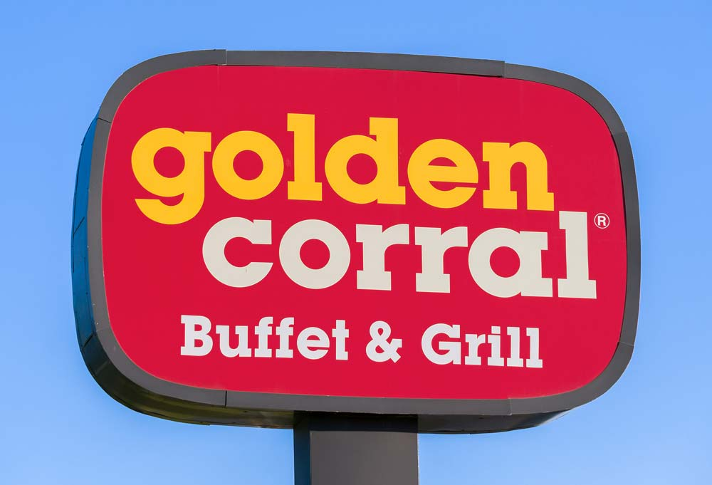 golden corral locations near me