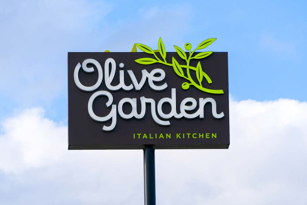 olive garden locations near me