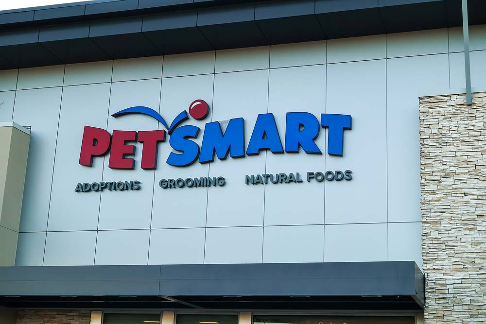 petsmart near me now