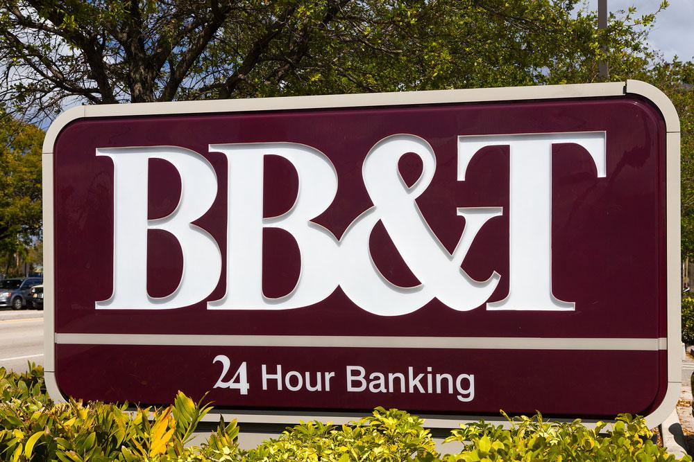 bb&t bank near me